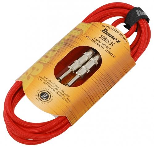 Ibanez DSC 10 RD kabel gitarowy jack jack 3 metry