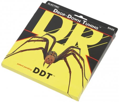 DR DDT-55 Drop-Down Tuning struny do gitary basowej drop 55-115