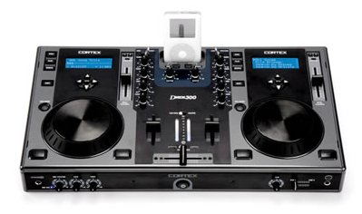 Cortex dMIX-300 sterownik plik�w audio do iPOD