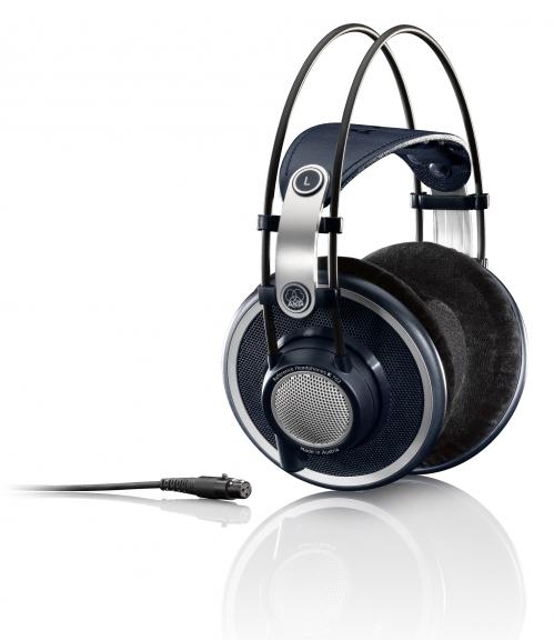 AKG K 702 (62 Ohm) słuchawki otwarte, referencyjne
