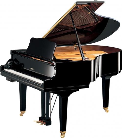 Yamaha GC2 SH PE Baby Grand Silent fortepian (173 cm)