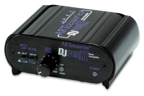 Art DJ PRE II przedwzmacniacz gramofonowy, stereo