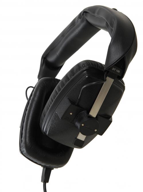 Beyerdynamic DT100 (400 Ohm) słuchawki zamknięte, kolor czarny