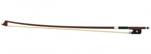 Dorfler Cello Bow 6 4/4 smyczek do wiolonczeli - drewno brazylijskie / nowe srebro