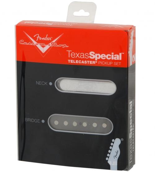 Fender Custom Texas Special Telecaster zestaw przetworników do gitary