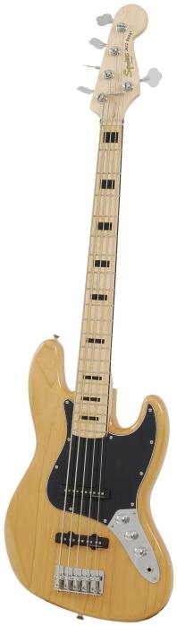Fender Squier Vintage Modified Jazz Bass V N gitara basowa