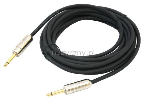 ZZYZX Snap Jack kabel gitarowy j/j 6.1m (jack prosty)