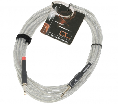 David Laboga PERFECTION kabel instrumentalny 8m jack/jack