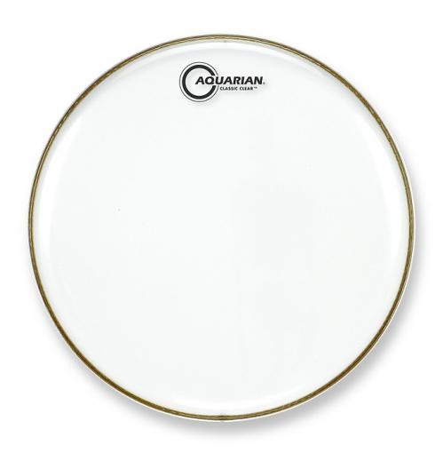 "Aquarian 10""CC Classic Clear naciąg perkusyjny"
