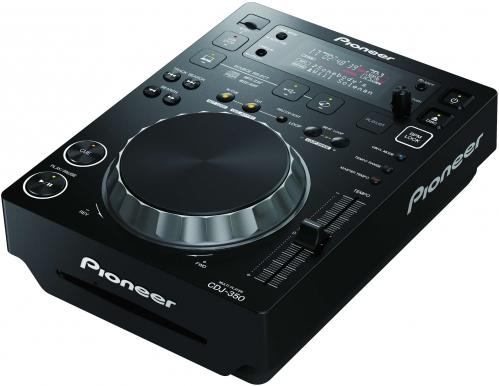 Pioneer CDJ-350K odtwarzacz CD/MP3
