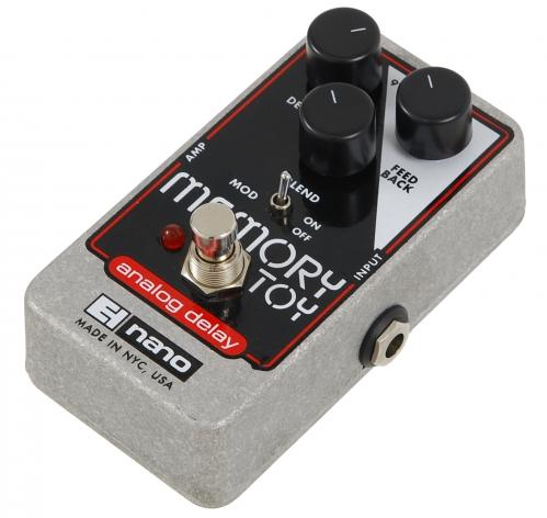 Electro Harmonix Memory Toy efekt delay analogowy