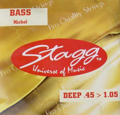 Stagg BA4505 struny do gitary basowej 45-105