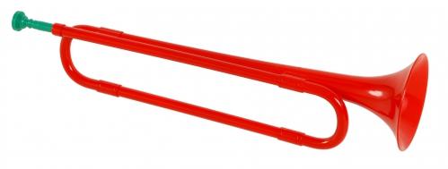 AN PH-90-RD trąbka sygnałowa, wuwuzela, plastikowa, stadionowa - kibica