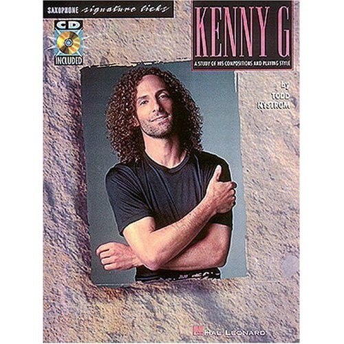 PWM Kenny G - A study of his compositions and playing style (+ CD)