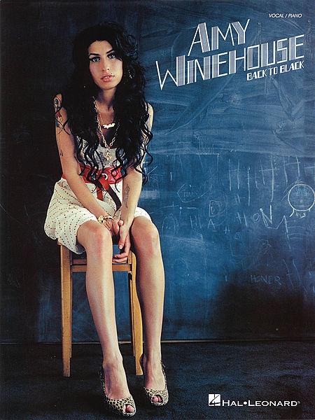PWM Amy Winehouse - Back to Black (utwory na fortepian, wokal i gitarę)