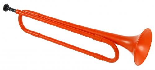 AN PH-90-OR trąbka sygnałowa, wuwuzela, plastikowa, stadionowa - kibica