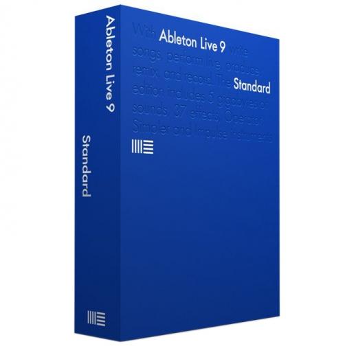 Ableton Live 9 Standard EDU program komputerowy (BOX), wersja edukacyjna