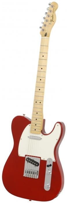Fender Standard Telecaster MN Candy Apple Red gitara elektryczna, podstrunnica klonowa