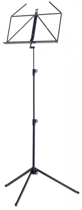 K&M 100/1 pulpit do nut składany czarny
