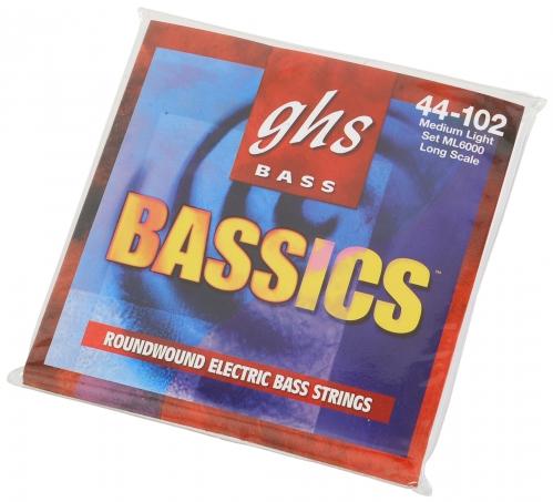 GHS ML6000 struny do gitary basowej 44-102