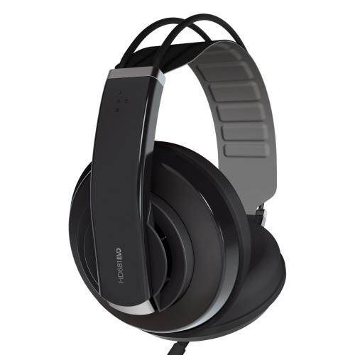 Superlux HD 681EVO BK słuchawki studyjne (czarne)