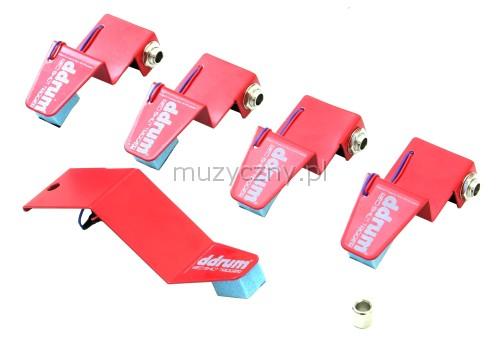 DDrum Red Shot Kit triggery (kpl)