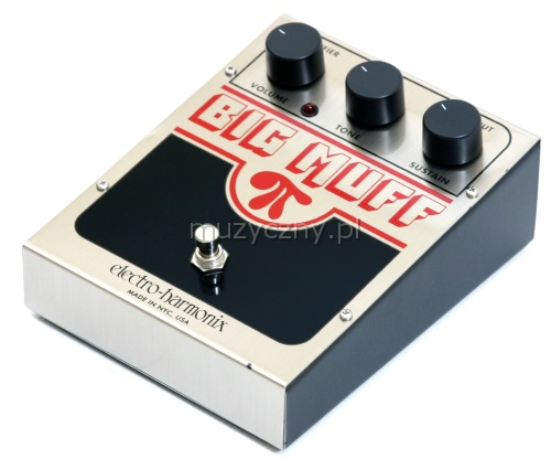 Electro Harmonix Big Muff distortion efekt (USA)