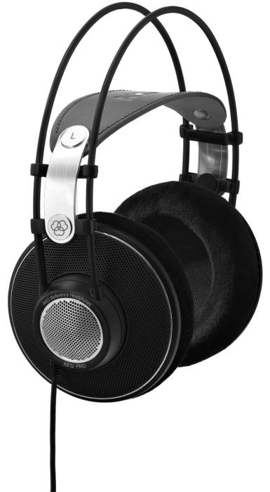 AKG K612 PRO słuchawki otwarte