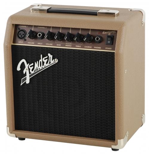 Fender Acoustasonic 15 wzmacniacz gitarowy akustyczny 15 W