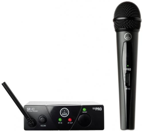 AKG WMS40 mini Vocal Set US45A mikrofon bezprzewodowy