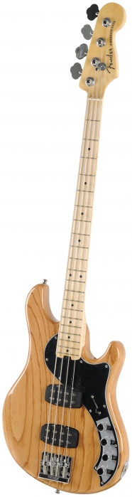 Fender American Deluxe Dimension Bass IV HH NAT gitara basowa - WYPRZEDAŻ