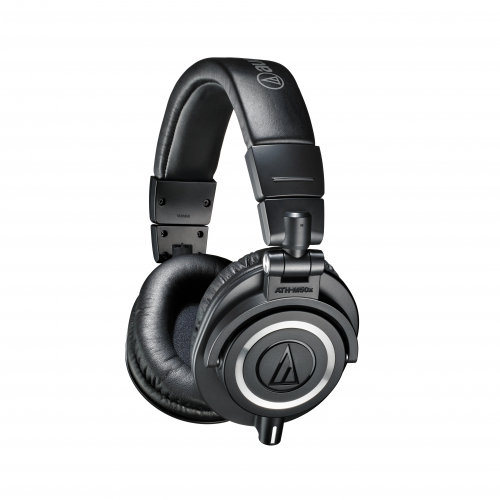 Audio Technica ATH-M50X (38 Ohm) słuchawki zamknięte