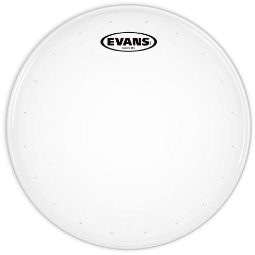 Evans B14HDD Genera naciąg perkusyjny (werblowy) 14″, powlekany, z dziurami