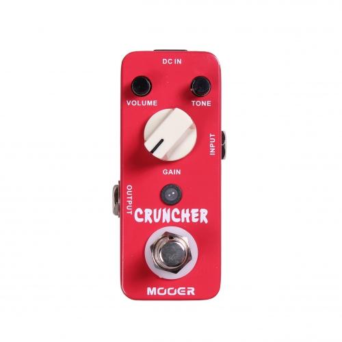 Mooer MDS3 Cruncher Distortion efekt gitarowy