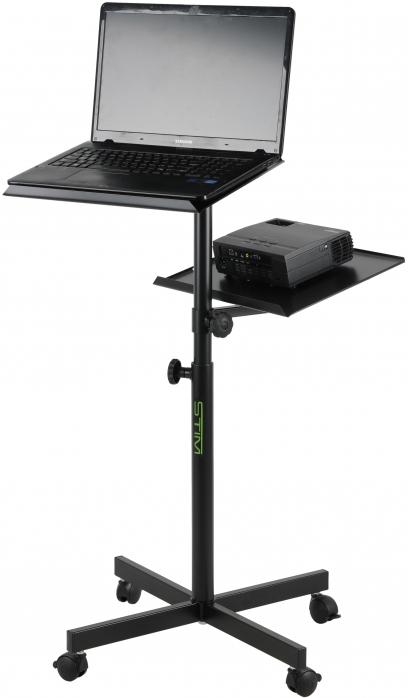 Stim R16 mobilny statyw pod projektor i laptopa