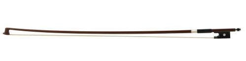 Dorfler Violin Bow 7 4/4 smyczek do skrzypiec - drewno brazylijskie / nowe srebro