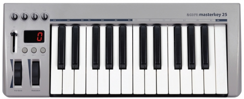 Acorn Instruments Masterkey 25 klawiatura sterująca