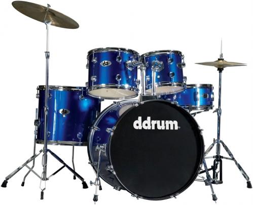 DDrum D2 Police Blue zestaw perkusyjny