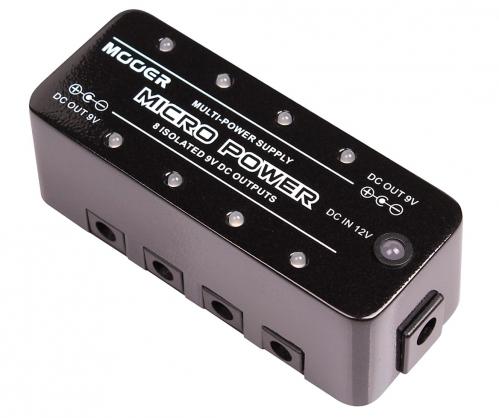 Mooer MPW1 Micro Power multizasilacz do efektów
