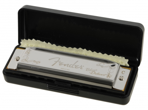 Fender Blues Deluxe C harmonijka ustna