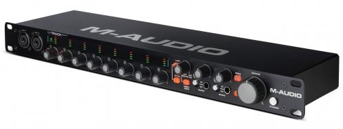 M-Audio M Track Eight interfejs audio USB w zestawie oprogramowanie Cubase 7 LE