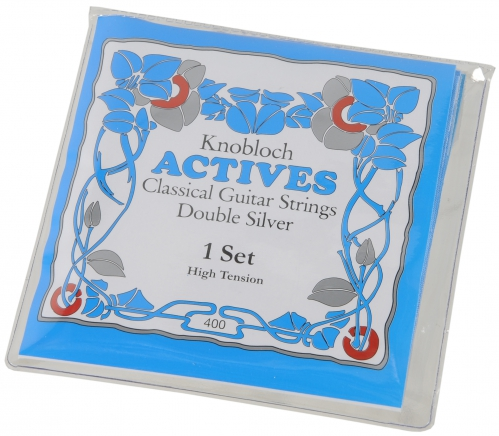 Knobloch Actives 400 High Tension struny do gitary klasycznej