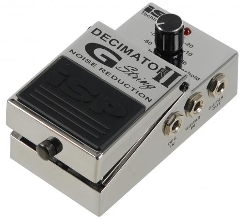 ISP Decimator II G-String efekt gitarowy bramka szumów