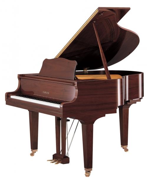 Yamaha GB1 K PAW Baby Grand fortepian, orzech (151 cm)