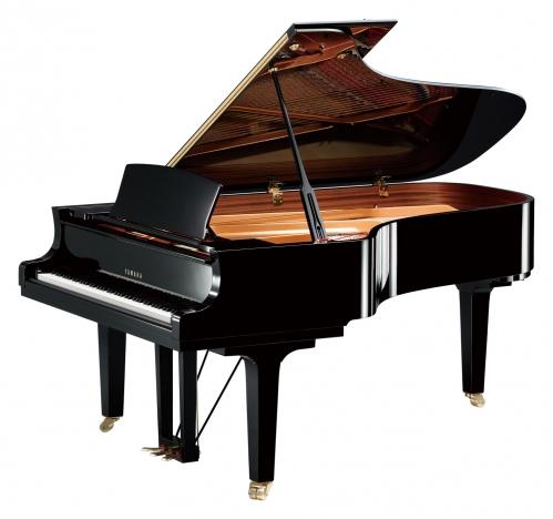 Yamaha C7X PE fortepian (227 cm)