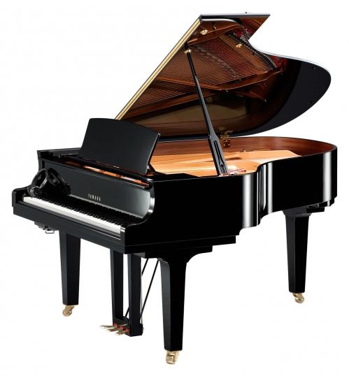 Yamaha C3X SH PE Silent fortepian (186 cm)