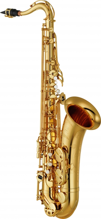 Yamaha YTS 480 saksofon tenorowy, lakierowany (z futerałem)
