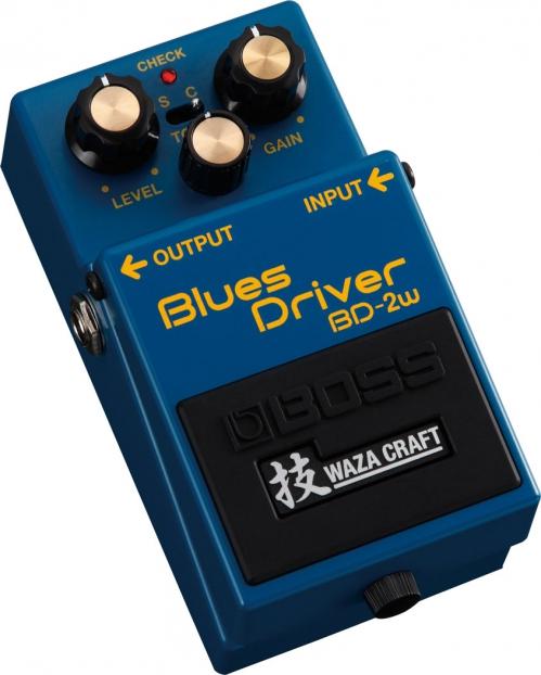 BOSS BD-2W Blues Driver Waza Craft Special Edition efekt gitarowy