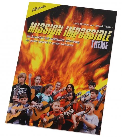 "AN Lao Shifrin ""Mission Impossible Theme"" książka"
