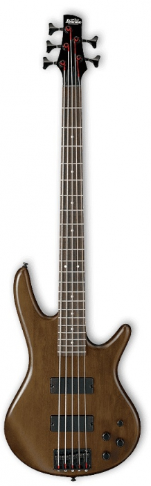 Ibanez GSR 205 B Walnut Flat gitara basowa